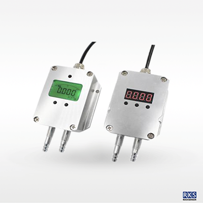 DPR300 Diffusion Silicon DP Switch cum Transmitter