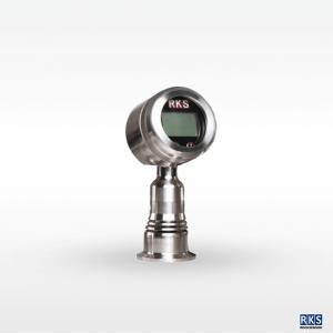 RP1002 3–DSS Sanitary Gauge Absolute Pressure Transmitter