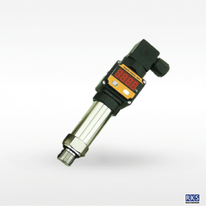 RP202C Miniature Pressure Transmitter (with display)
